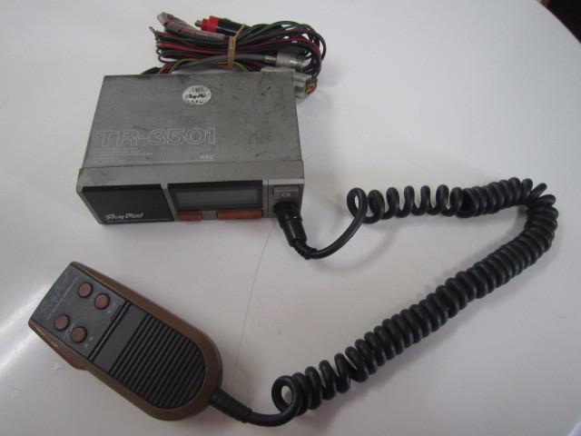 スカイバード Skybird TR-3501 アイコム無線機 アマチュア無線 トランシーバー 通電確認済み☆_画像1
