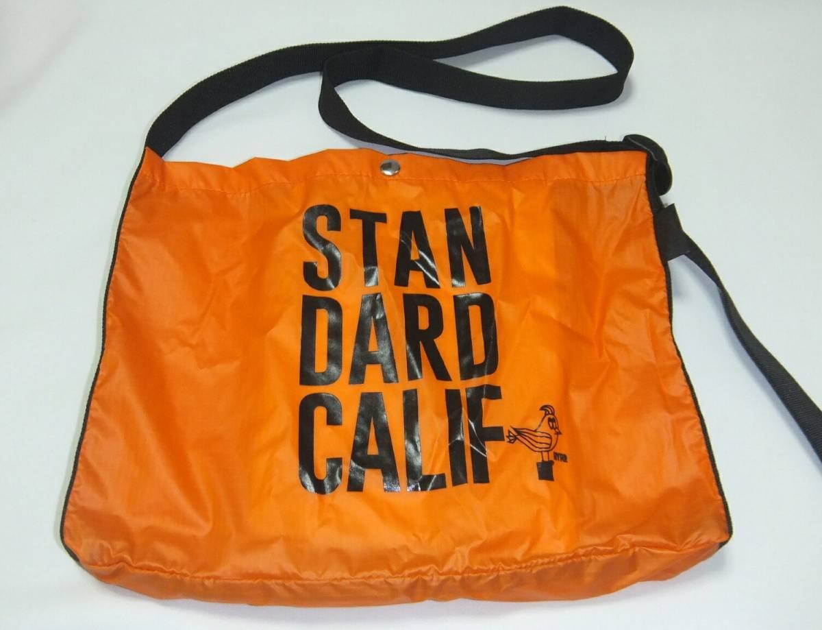 激レア!スタンダードカリフォルニア 横浜グリーンルーム 会場 限定 サコッシュ Standard California × BYRD Hairdo Products _画像1