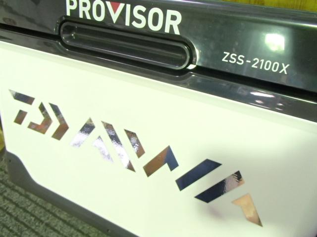 ダイワ(Daiwa) クーラーボックス プロバイザー ZSS-2100X新品_画像5