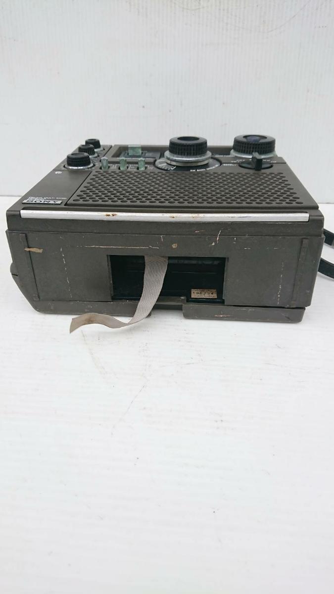SONY ICF-5900 ジャンク アンティーク_画像8