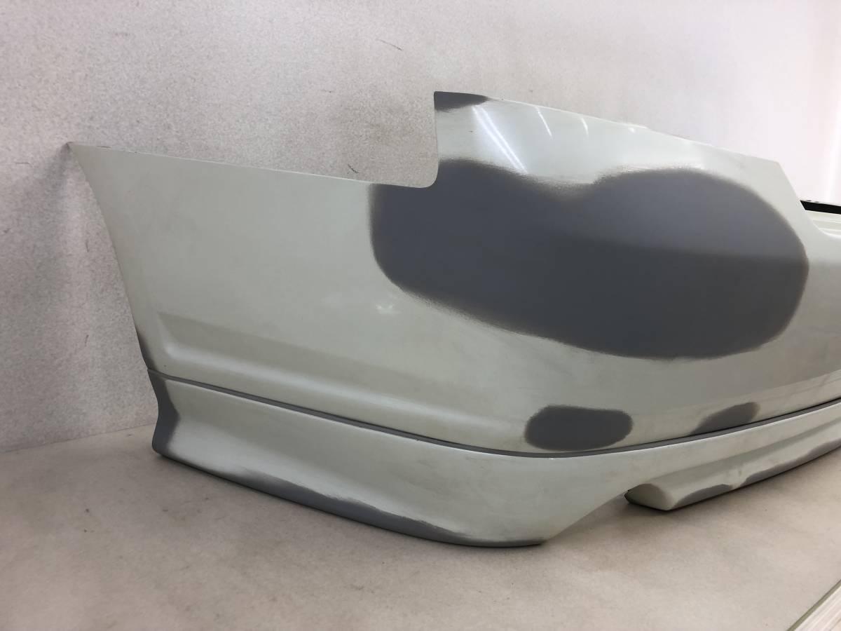 サフェーサー済み フーガ Y50 PY50 PNY50 リアバンパー 85022 EG040 リア スポイラー付き 前期_画像2