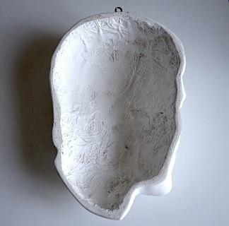【貴重】ブルース・リーの石膏マスク【半額以下】_画像3
