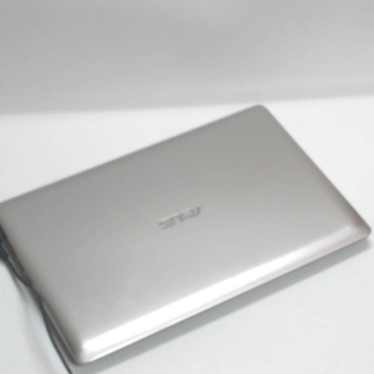 ASUS VivoBook X202E 送料無料 Core i3 1.8GHz 11インチタッチパネル液晶 メモリ4GB HDD500GB WIN10 #2_画像4