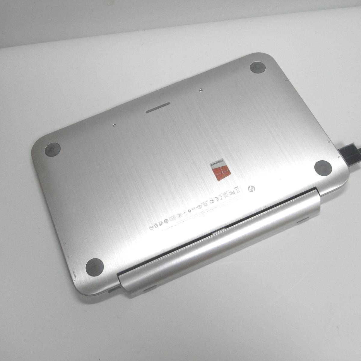 HP Envy TPN-P104 送料無料 タブレットPC+キーボード付き_画像4