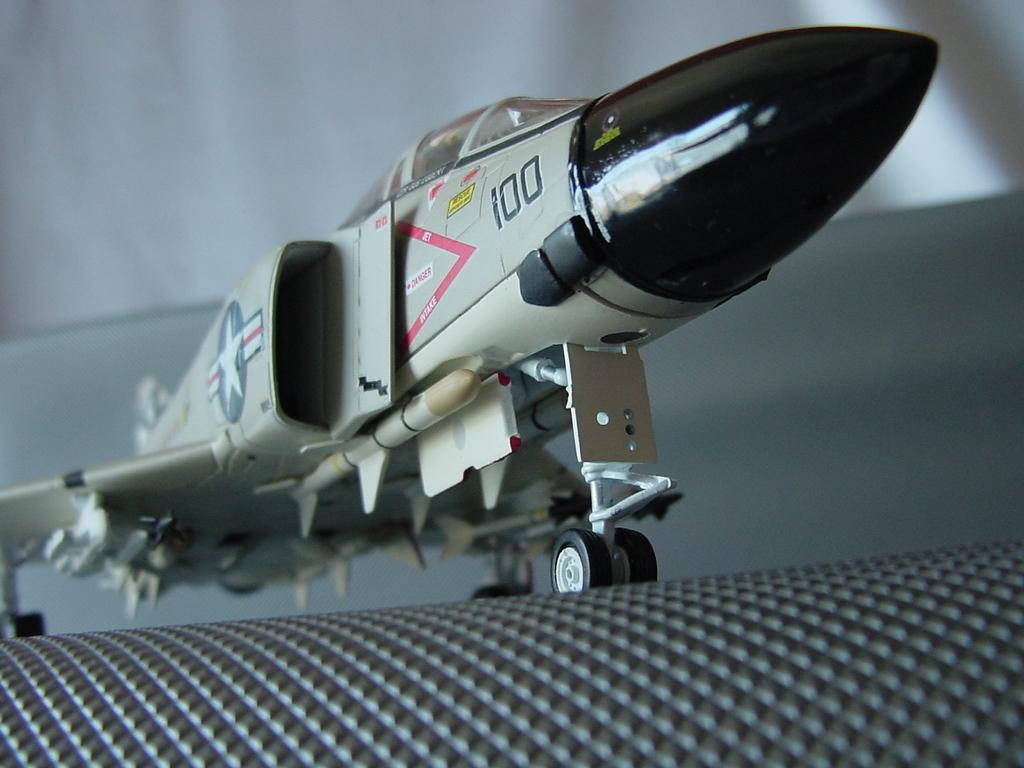 ☆ F-4J ファントム アメリカ海軍 フランクリンミント アーマーコレクション 1/48 ☆_画像1