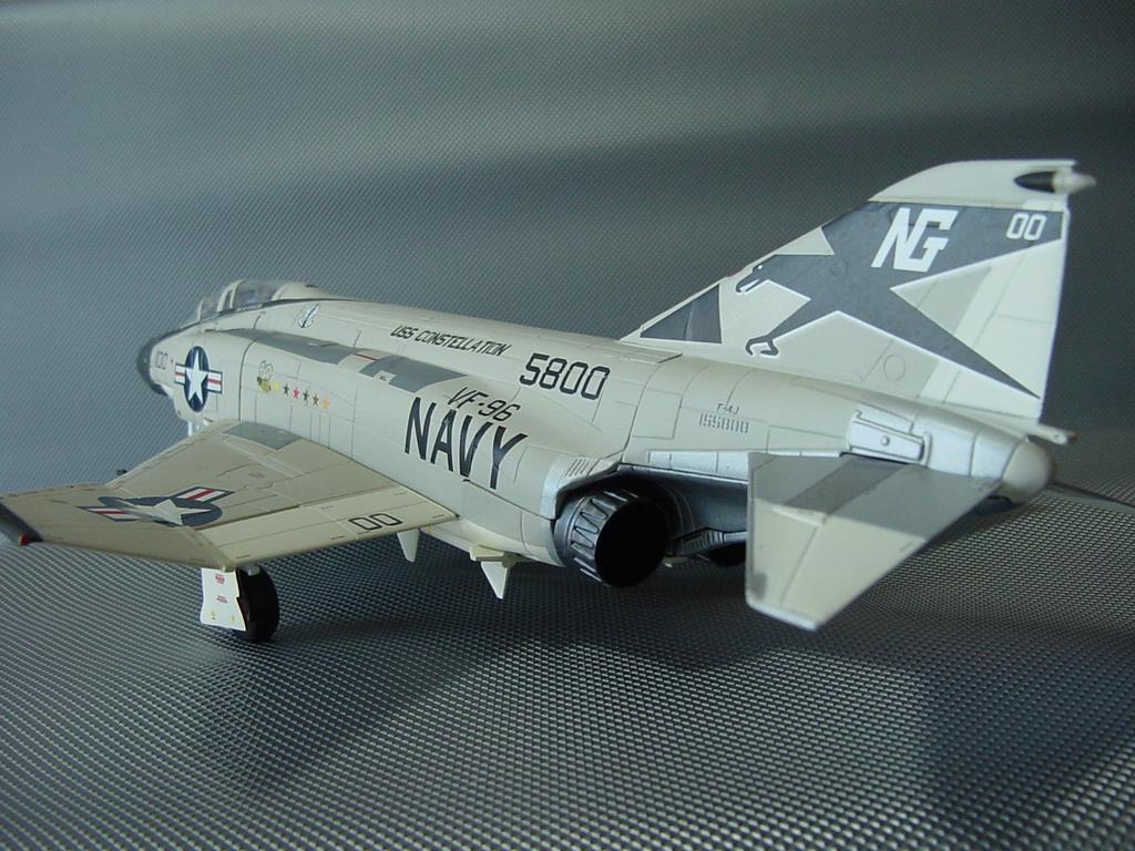 ☆ F-4J ファントム アメリカ海軍 フランクリンミント アーマーコレクション 1/48 ☆_画像5