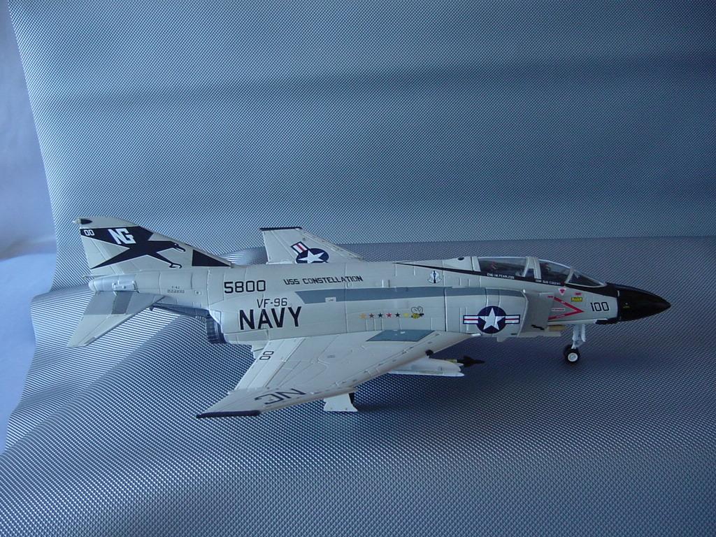 ☆ F-4J ファントム アメリカ海軍 フランクリンミント アーマーコレクション 1/48 ☆_画像6