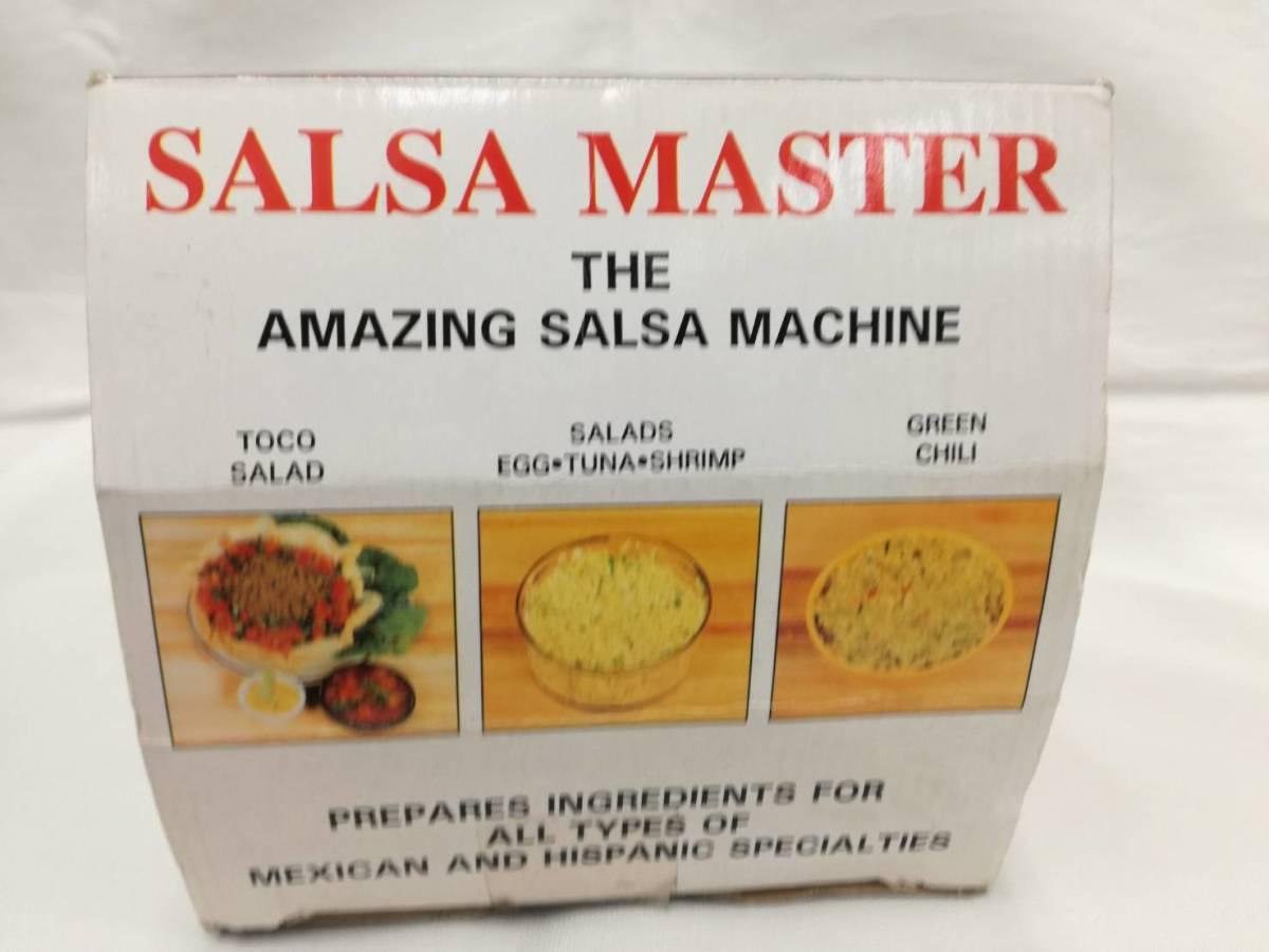 ☆ SALSA MASTER サルサ・マスター 調理器具 キッチンツール メキシコ料理・ヒスパニック(ラテンアメリカ)料理☆_画像5