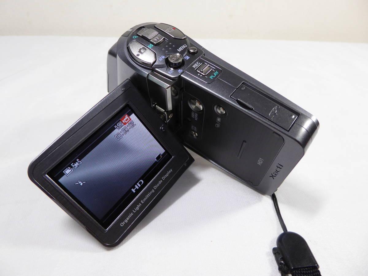 ビデオカメラ中古品 SANYO  【Xacti HD 5.1mega】_画像7