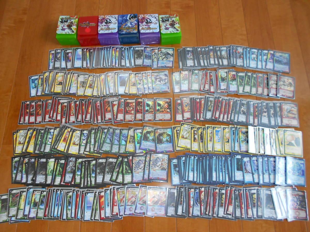 【大量】DM デュエルマスターズ 引退 約9340枚 おまけ付き 梱包2箱_画像6
