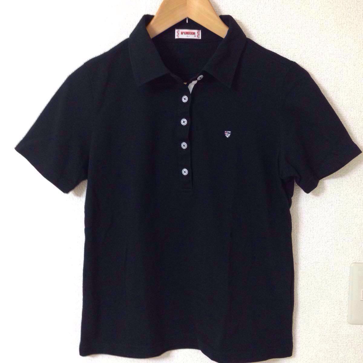 McGREROR マックレガー 日本製ポロシャツ