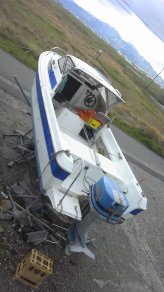 プレジャーボート(5、95m)です。_画像2