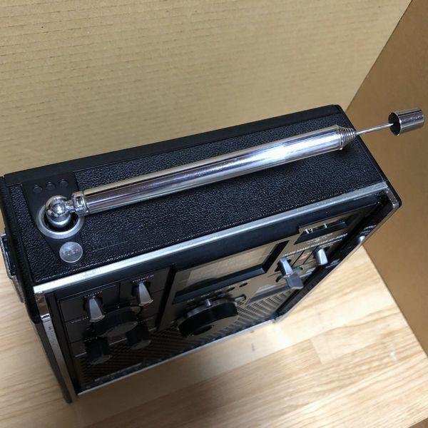 ★Used 美品】SONY ソニー BCLラジオ スカイセンサー ICF-5800_画像2