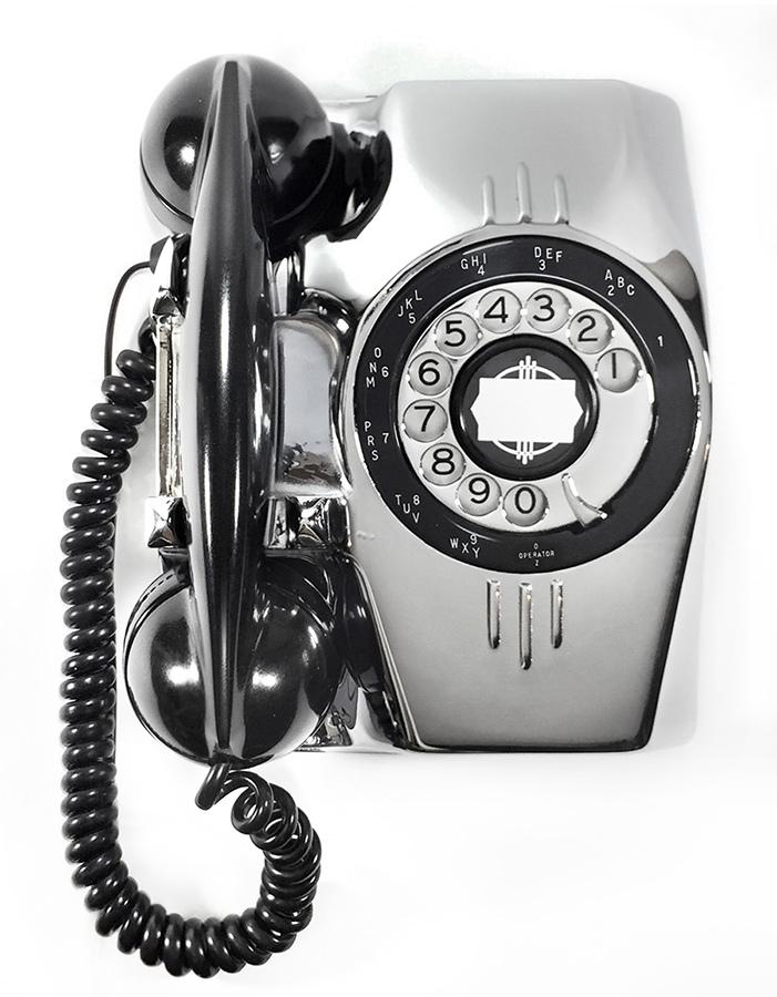 【実働】USAアンティーク 2-way 電話機/ビンテージ/ランプ/照明/家具/工業系/店舗什器/米軍ハウス/古道具/o.c.white/黒電話/ソファー/椅子_画像1