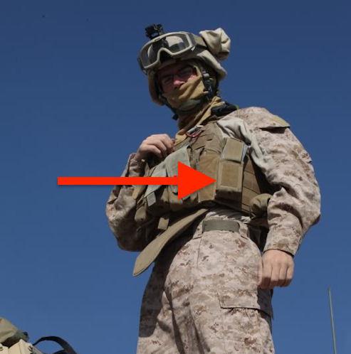 新品同様 米軍放出品 USMC 米海兵隊 M16/M4 High Speed Reload スピードリロード マガジンポーチ セット MARSOC RECON MEU FSBE OTV_画像5