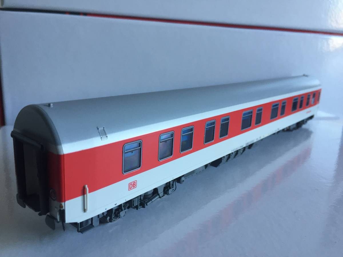 LS.Models 46025 DB WLABmz 173.1 ドイツ鉄道 1,2等寝台車_画像2