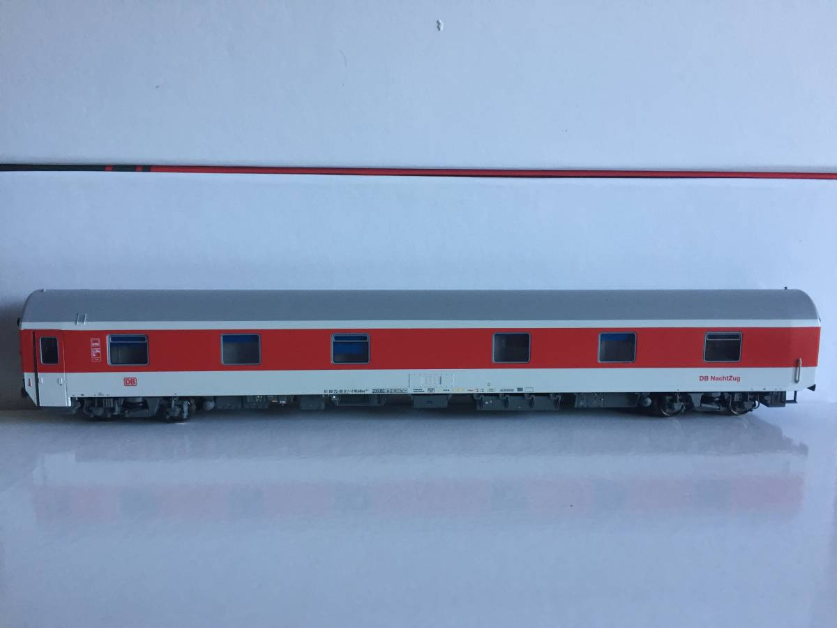 LS.Models 46025 DB WLABmz 173.1 ドイツ鉄道 1,2等寝台車_画像3