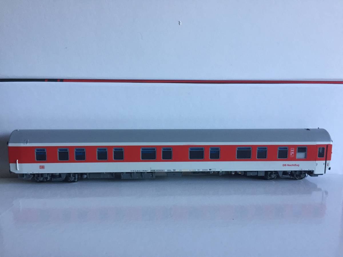 LS.Models 46025 DB WLABmz 173.1 ドイツ鉄道 1,2等寝台車_画像4