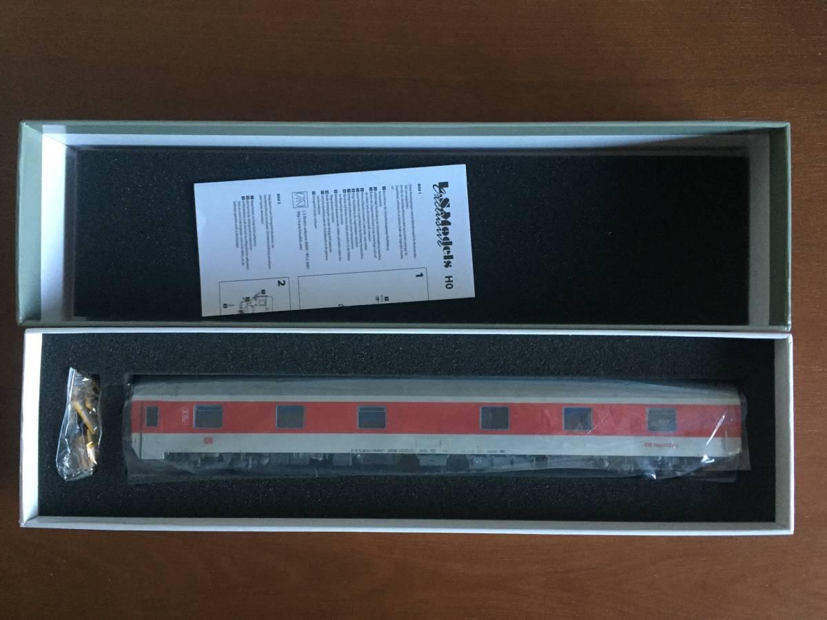 LS.Models 46025 DB WLABmz 173.1 ドイツ鉄道 1,2等寝台車_画像5
