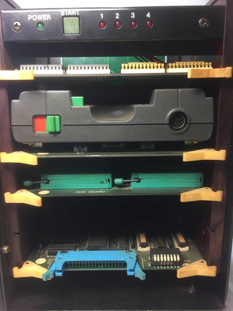 PCエンジン開発機  Hu7 SYSTEM 1987 HUDSON SOFT まとめてジャンク品2台!_画像5