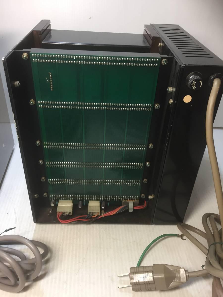 PCエンジン開発機  Hu7 SYSTEM 1987 HUDSON SOFT まとめてジャンク品2台!_画像7