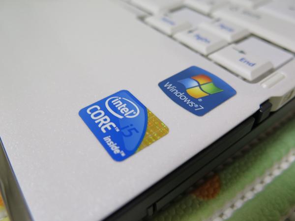 【高速Core i5(Arrandale)★最新Windows10】SH55/C 富士通 ホワイト HDD750GB ★ メモリ4GB HDMI Wi-Fi Office2016_画像7