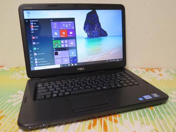 【最新Windows10★Core i5(Sandy Bridge)】 Dell N5050 高速 HDD640GB ★ メモリ4GB Wi-Fi HDMI Office2016(エクセル・ワード)