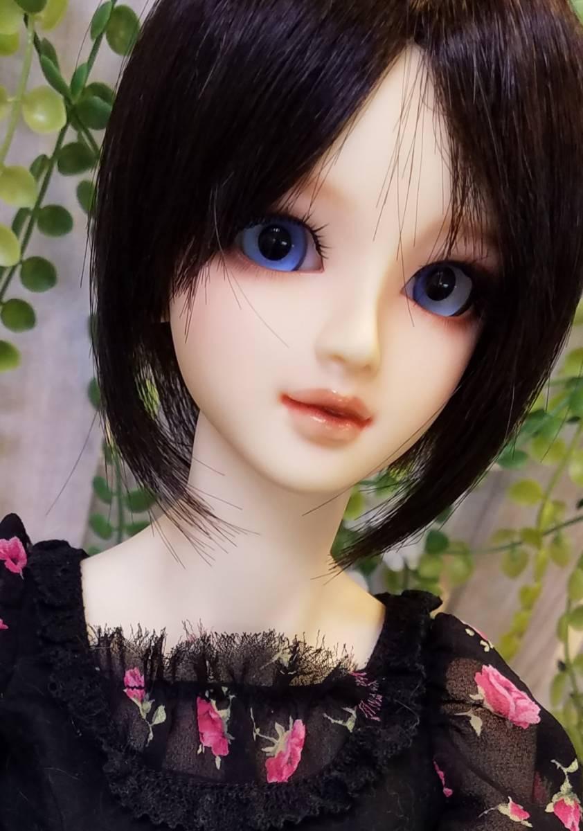 ボークス SD16 綾瀬亜美 カスタムヘッドのみ スーパードルフィー
