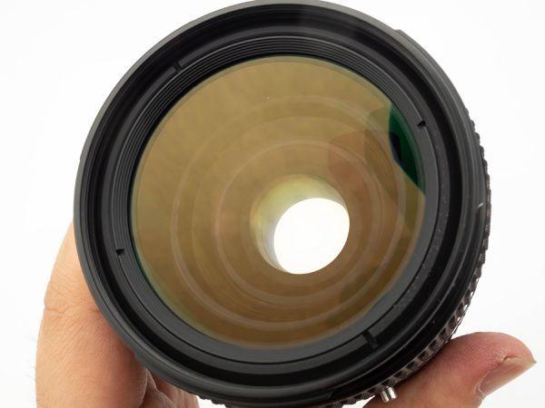 DB042. Nikon ニコン F3 一眼レフフィルムカメラ AF NIKKOR 35-70mm 1:2.8D レンズ付属_画像3