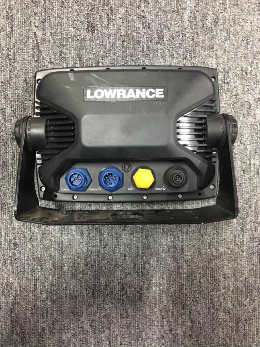 「LOWRANCE ローランス HDS7 gen2 琵琶湖ポイント打ち込み済地図カード付き、振動子付き。ジムクオーツ物。」の画像3