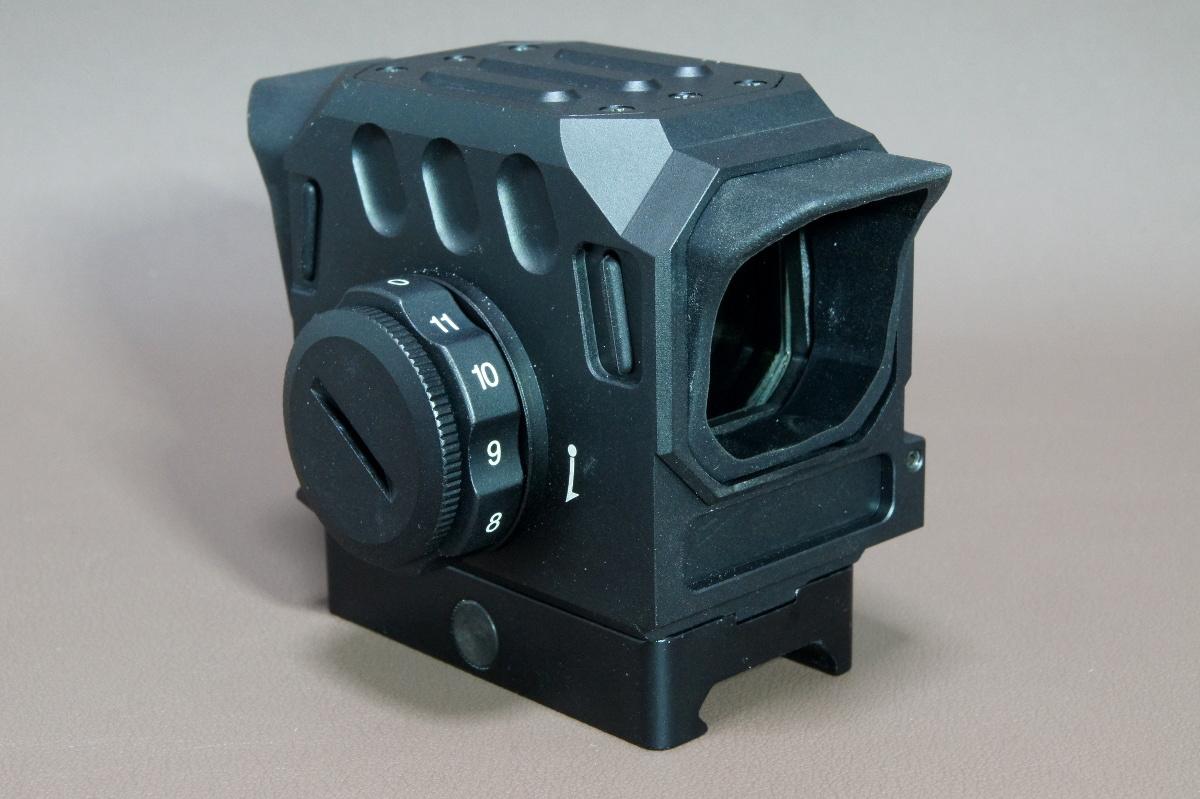 DI Optical EG1 タイプ ドットサイト 559-805 エアガン 電動ガン ガスガン スコープ_画像3