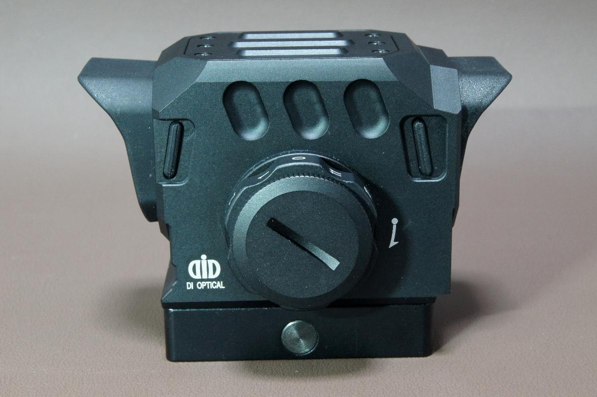 DI Optical EG1 タイプ ドットサイト 559-805 エアガン 電動ガン ガスガン スコープ_画像5
