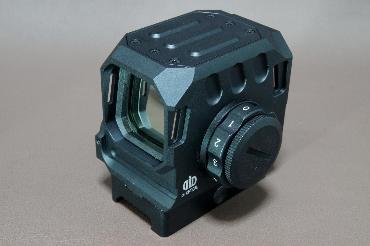 DI Optical EG1 タイプ ドットサイト 559-805 エアガン 電動ガン ガスガン スコープ_画像9