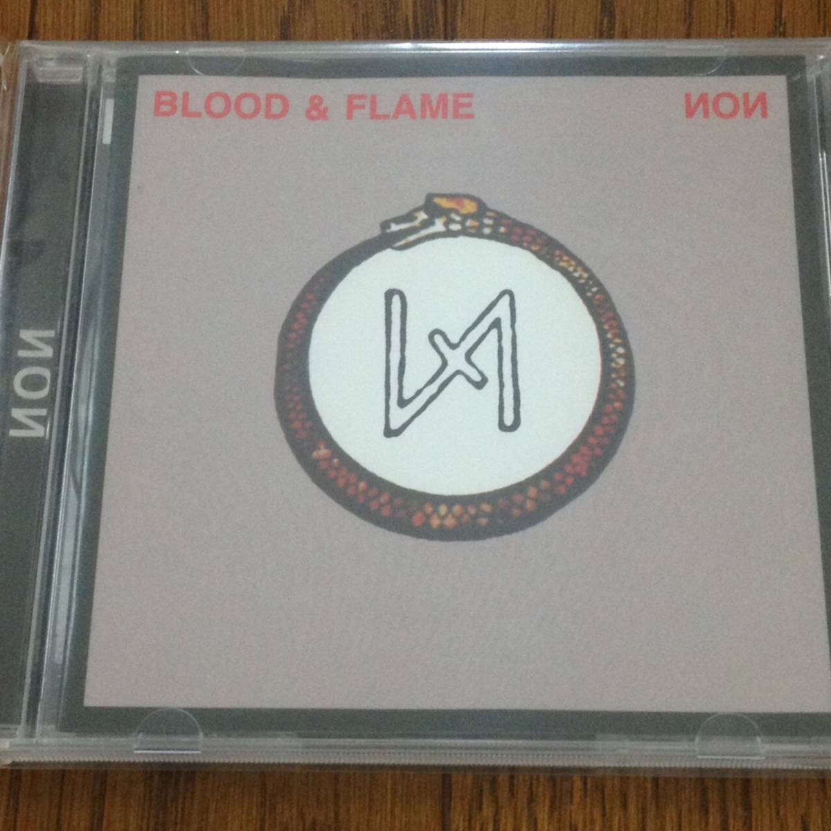『NON / Blood & Flame』CD 送料無料Boyd Rice, Death in June, Current 93, Psychic TV