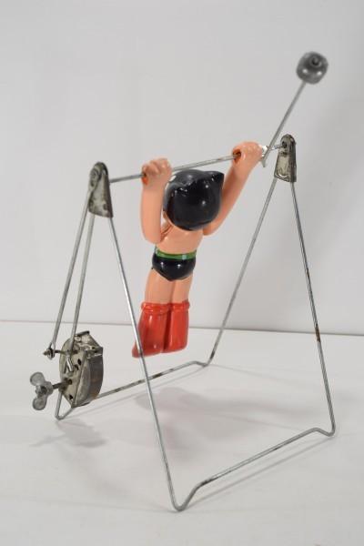 当時物 鉄腕アトム 鉄棒 セルロイド おもちゃ 手塚治虫 DAI-287_画像5