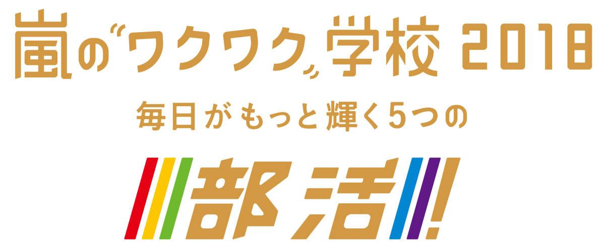 嵐 ワクワク学校 6/30 17:00開演 東京ドーム