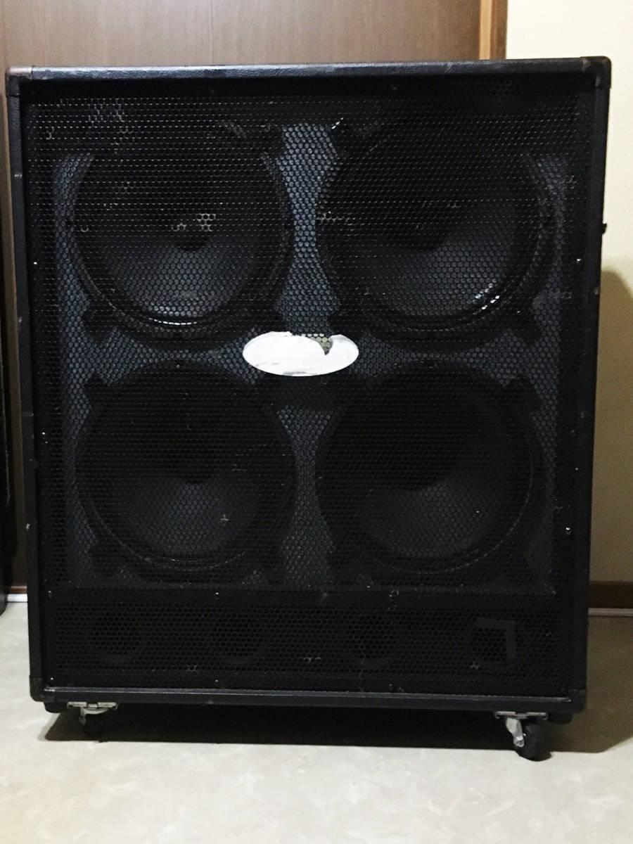 Genz Benz Gentsu Benz Speaker Guitar Cabinet Gb412g Flex Records