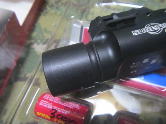 実物 SUREFIRE X300 シュアファイア ウェポンライト_画像10