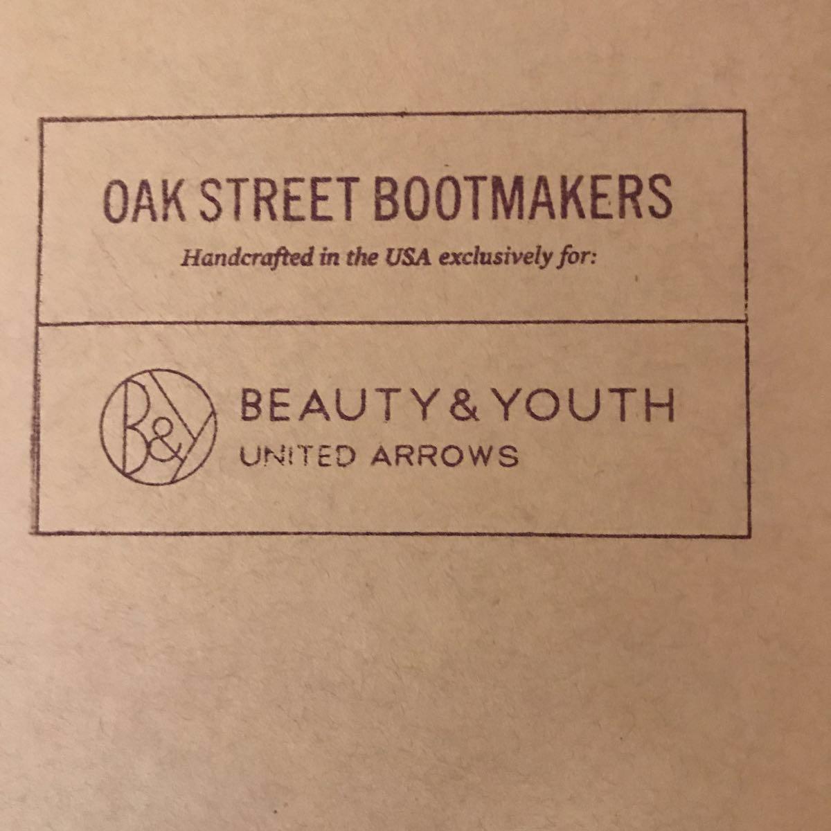 OAK STREET BOOT MAKERS スエードローファー8.0 26.0㎝_画像4