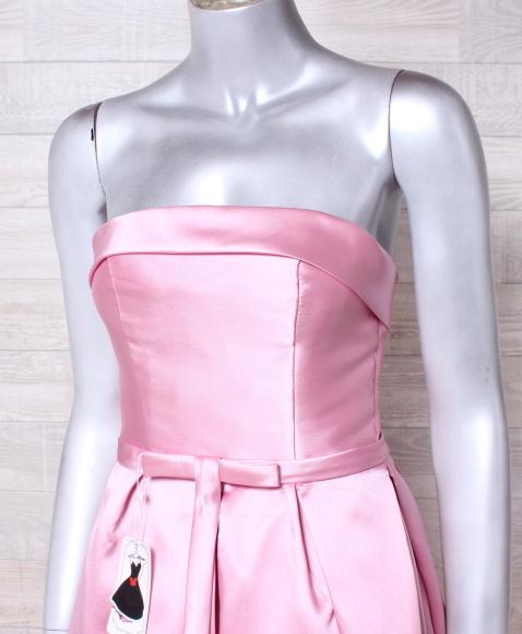 ベアトップドレス 大きいサイズ カラードレス パーティードレス ウエディングドレス 編み上げ 発表会 お呼ばれ 二次会 結婚式_画像4