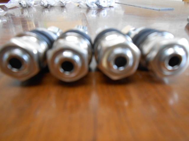 Ⅰ型ショートバルブ 4個セット 送料無料_画像2
