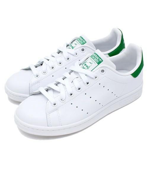 【新品 即日発送】 adidas originals STAN SMITH アディダス スタンスミス ホワイト グリーン 26.0cm