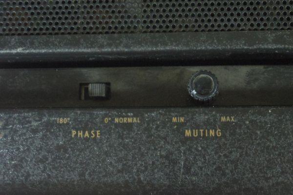i15◆McIntosh マッキントッシュ MX113 ステレオチューナー プリアンプ ※通電のみ確認 ジャンク /アンプ 送:100_画像7