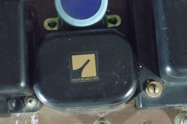 N29◆自作 真空管アンプ/TANGO,タンゴトランス U-808 2台/SANSUI/サンスイ P-44B/LUX/ラックス 4BC 1.3/チョークコイル 送:100_画像3