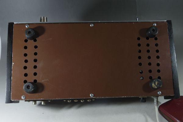 N29◆自作 真空管アンプ/TANGO,タンゴトランス U-808 2台/SANSUI/サンスイ P-44B/LUX/ラックス 4BC 1.3/チョークコイル 送:100_画像6