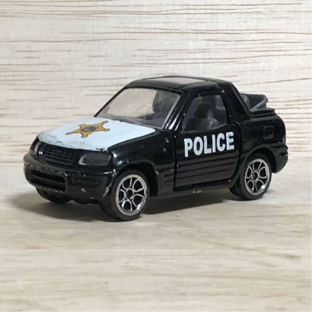 Prompt Decision Have Majorette Minicar Toyota Toyota Rav4 First