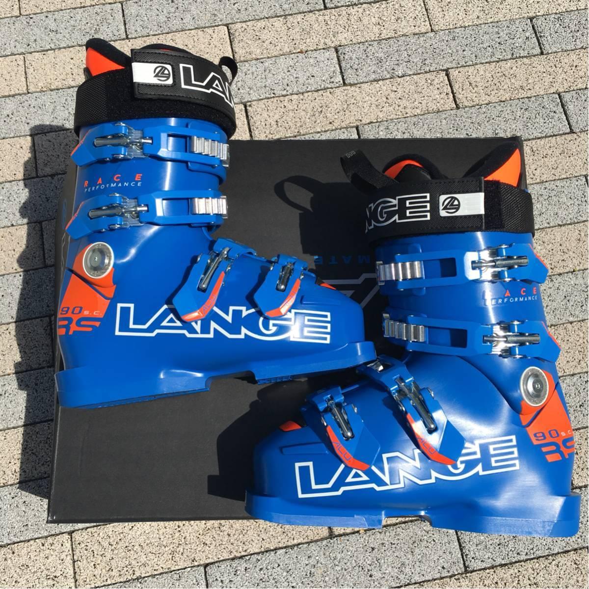 LANGE RS90 SC 22.0cm ラング  スキー ブーツ  _画像1