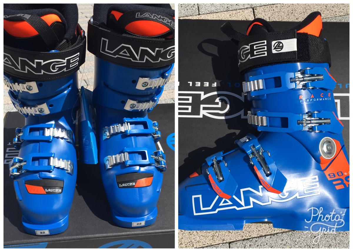 LANGE RS90 SC 22.0cm ラング  スキー ブーツ  _画像4