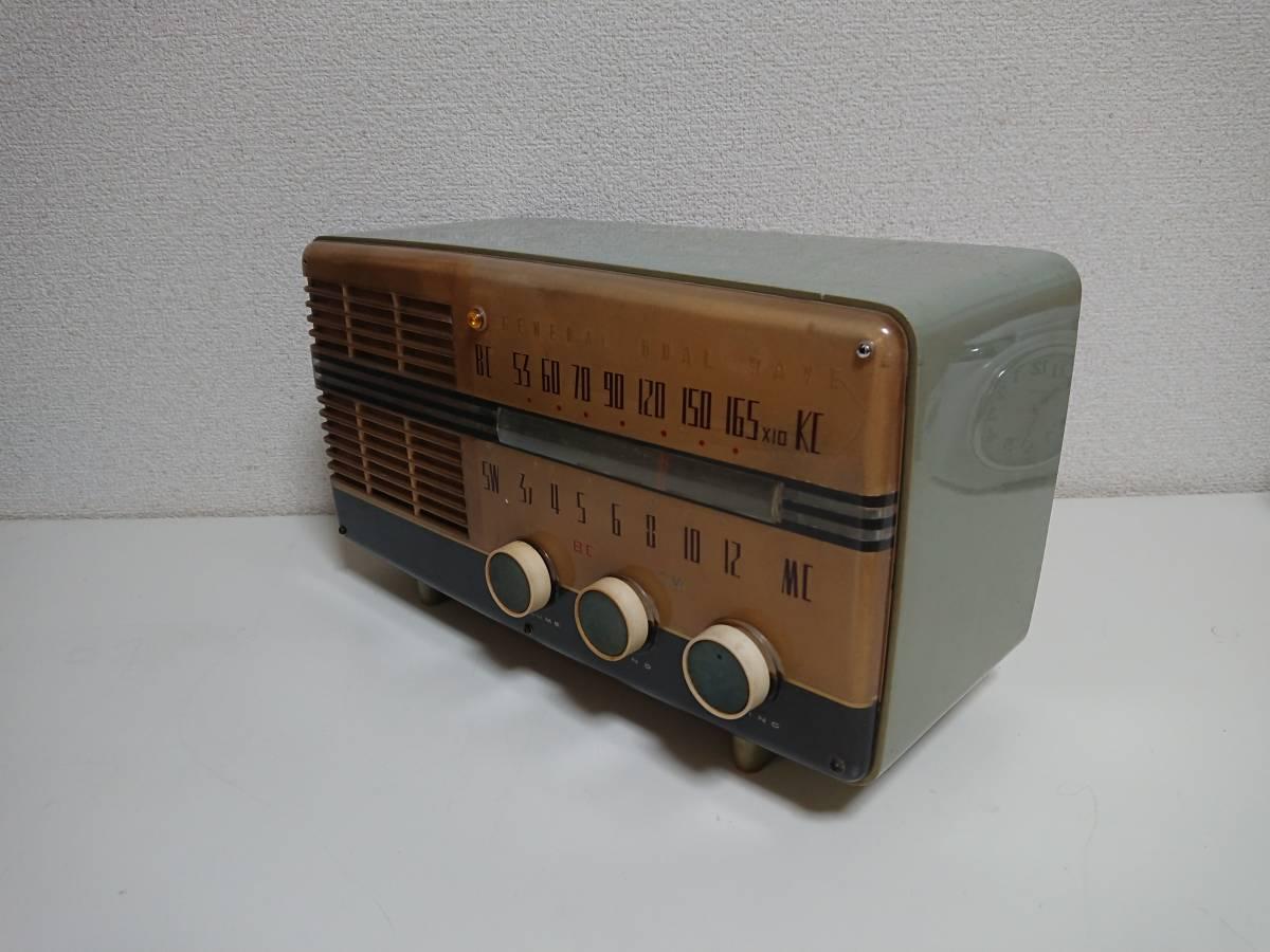 真空管ラジオ ゼネラル 5A106 ジャンク_画像2
