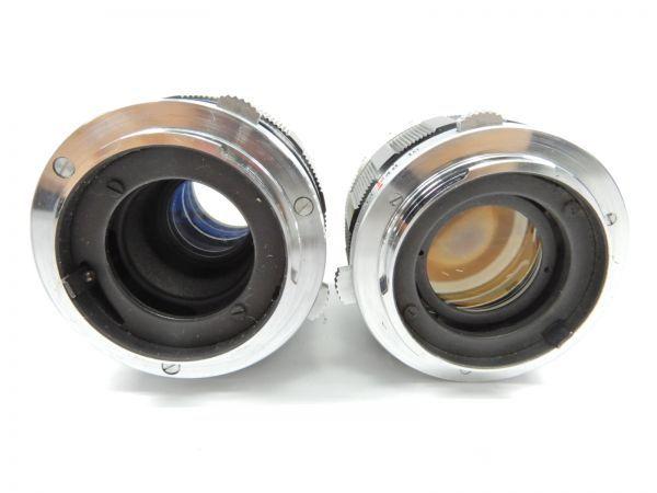 OLYMPUS オリンパス PEN-FT E.Zuiko Auto-T 1:3.5 f=100mm G.ZUIKO Auto-S 1:1.4 f=40mm レンズ2個付 一眼レフカメラ_画像9